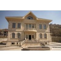 Облицовка фасадов домов дагестанским камнем, строительство домов под ключ