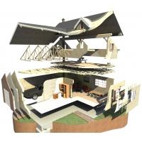 Домостроение из СИП панелей