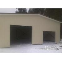 Строительство, монтаж зданий из металлоконструкции