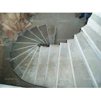 Монолитные бетонные лестницы для дома на заказ