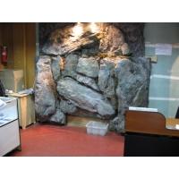 Искусственные скалы (водопады, ручьи) из бетона.