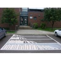 Укладка асфальта на парковке