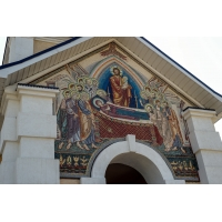 Храмовая мозаика