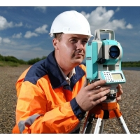Видео-курс по геодезии. Работа с тахеометром