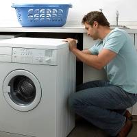 Установить стиральную