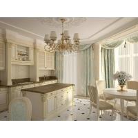 Дизайн интерьера в классическом стиле от Vitta-Group
