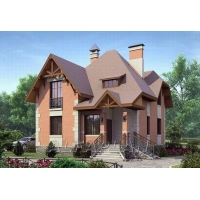 Построим кирпичный дом(и из Porotherm)