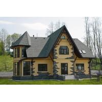 каркасное домостроение, фасады, окна, двери, ворота, витражи