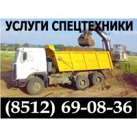 Услуги спецтехники г.Астрахань