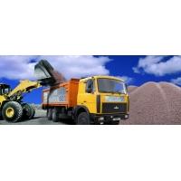 перевозка песка, щебня и др.материалов