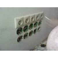 Перенос розеток,выключателей,электрик