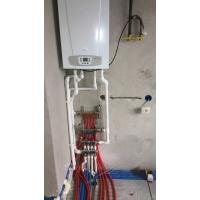 Монтаж систем водоснабжения, отопления и канализации