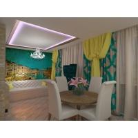 Дизайн квартиры, дома, коттеджа, спальни, гостиной, детской комнаты, кухни