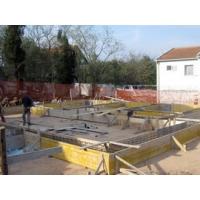 Строительство фундамента в Черногории