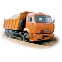 Вывоз мусора, перевозка нерудных материалов