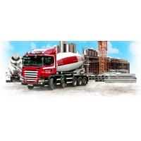 Продажа и доставка товарного бетона и раствора