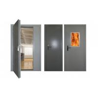 Установка противопожарных (технических) дверей
