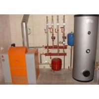 монтаж и ремонт котлов отопления