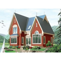 Энергоэффективный дом из клееного бруса для пмж