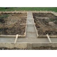 Мы строим фундаменты-стяжки-бетонные полы