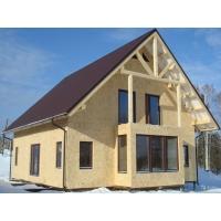 Построим каркасный дом, антисептирование в подарок