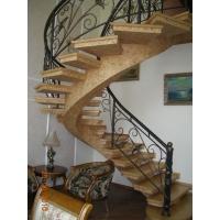 Лестницы монолитные железобетонные