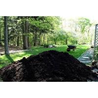 Плодородный грунт (чернозём) и растительный грунт в мешках по 50 кг