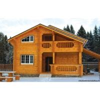 Шифовка срубов и деревянных домов