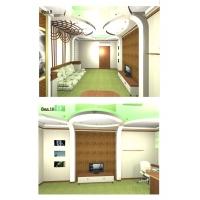 Дизайн интерьеров, ремонтные работы, консультации по материалам