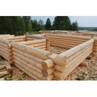 Продам сруб из зимнего леса по доступной цене