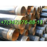 Антикорозийная обработка трубы 57-530 с наружной 2-х и 3-х слойной (усиленной и весьма усиленной) изоляции экструдированным полиэтиленом в соответствии с ГОСТ 51164-98 и ГОСТ 9.602-2005