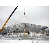 Строительство складов, торговых помещений под ключ