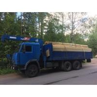 Манипулятор 10 тонн на базе Камаз в аренду