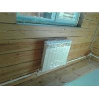 Монтаж/замена радиаторов отопления