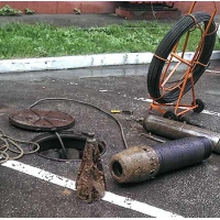 Бестраншейная замена канализационных труб