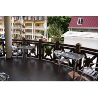 Ограждения для балконов, террасс, крыльца