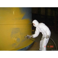 Антикоррозийная обработка металлоконструкций, покраска безвоздушным методом, защита от ржавчины