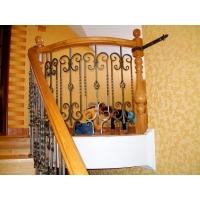 Изготовление и установка лестниц.