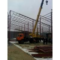 Строительство ангаров, складов, металлоконструкции ООО «АЛЕКСАНДРиЯ» быстровозводимые здания