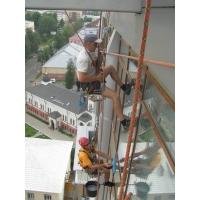 Мытье окон и фасадов зданий