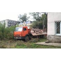 Вывоз • Строительного мусора • Старой мебели • Быт. техники и др.