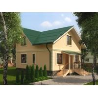 Строительство дома под ключ недорого