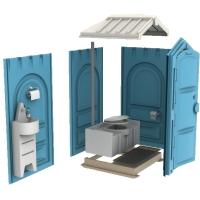 Откачка септика, ила, чистка биотуалета, чистка туалетной кабины, доставка технической воды