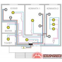 электрика и аварийное освещение