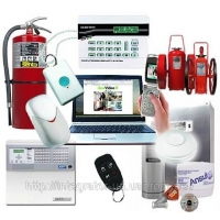 Монтаж пожарной сигнализации,видеонаблюдения,СС