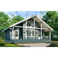 Каркасный дом по проекту КЛЕН
