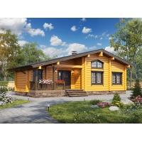 Строим теплые жилые дома для суровой зимы (дома из профилированного бруса)