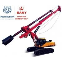 Аренда буровой установки Sany SR150C от дистрибьютора корпорации Sany