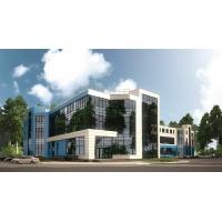 Проектирование, строительство, реконструкция и капитальный ремонт административных, промышленных и складских зданий.