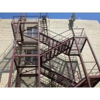 Испытание стационарных пожарных лестниц и ограждений кровли